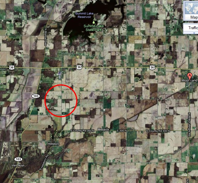 28453 Report Location Aerial Image