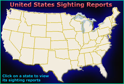 BFRO Geographical Database Of Bigfoot Sightings Reports - Map of canada provinces and us states