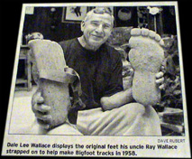Image result for Ray Wallace bigfoot